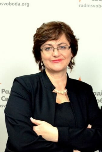 Partner 2018 Toronto Annual Ukrainian Famine Lecture by Liudmyla Hrynevych 1
