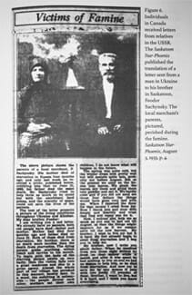 Ukraine's Famine as Reflected on the Pages of Canada's Mainstream Press, 1932–1933