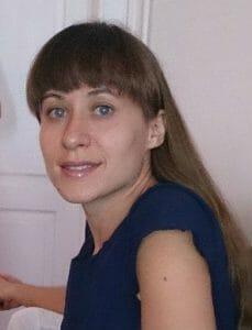 Yulija Hryshchenko