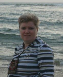 Tetyana Bykova